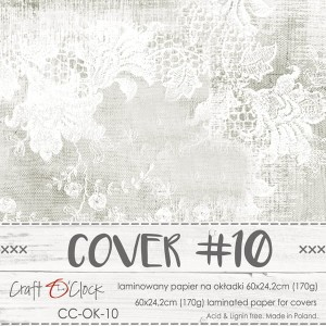 COVER - 10 - specially coated paper