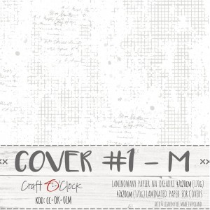 COVER - 01 M - specially coated papier