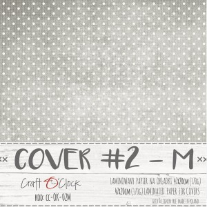 COVER - 02 M - specially coated papier