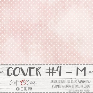 COVER - 04 M - specially coated papier