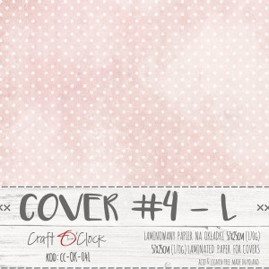 COVER - 04 L - specially coated papier