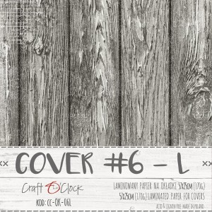 COVER - 06 L - specially coated papier