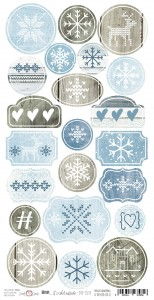 BRR... IT'S COLD OUTSIDE  - elementy DIE - CUTS